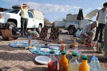 Wandelreis Oman Bergen Woestijn Muscat Midden-Oosten   Snow Leopard (04)