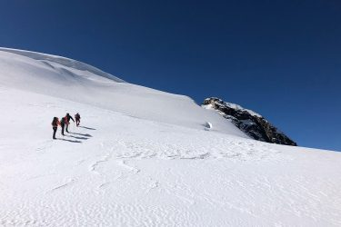 Mardi Himal trektocht en/of beklimming kort (Annapurna, Nepal) | Snow Leopard (11)