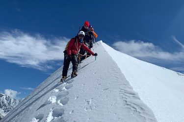 Mardi Himal trektocht en/of beklimming kort (Annapurna, Nepal) | Snow Leopard (14)