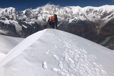 Mardi Himal trektocht en/of beklimming kort (Annapurna, Nepal) | Snow Leopard (15)