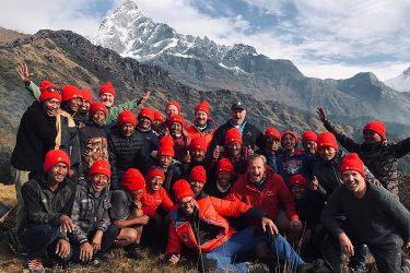 Mardi Himal trektocht en/of beklimming kort (Annapurna, Nepal) | Snow Leopard (16)