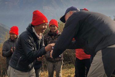 Mardi Himal trektocht en/of beklimming kort (Annapurna, Nepal) | Snow Leopard (20)