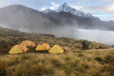 Mardi Himal trektocht en/of beklimming kort (Annapurna, Nepal) | Snow Leopard (6)