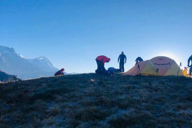 Mardi Himal trektocht en/of beklimming kort (Annapurna, Nepal) | Snow Leopard (7)