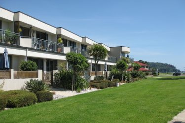 4 Ohope Apartments - NZ Nieuw-Zeeland - indiv autorondreis   Snow Leopard