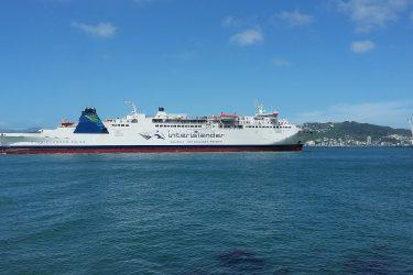 42 Veerboot - NZ Nieuw-Zeeland - indiv autorondreis   Snow Leopard