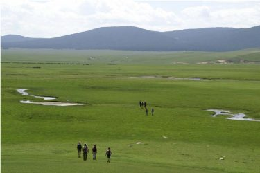 Mongolië wandelreis trektocht Khövsgöl en Khangai Nuruu | HT & Snow Leopard 01