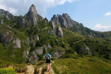 Wandelreis Roemenië Transsylvanische Alpen Retezat | Snow Leopard 1