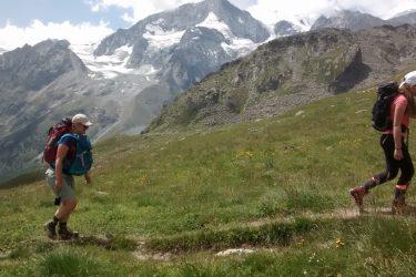Wandelreis Val D'Hérens