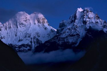 Nepal - Kangchenjunga - trektocht - Snow Leopard (2)