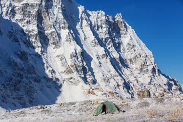 Nepal - Kangchenjunga - trektocht - Snow Leopard (4)