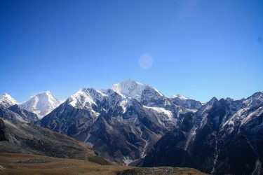 Nepal - Langtang - trektocht - Snow Leopard (37)