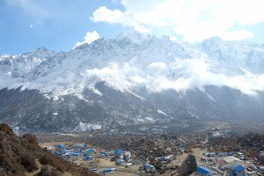 Nepal - Langtang - trektocht - Snow Leopard (43)