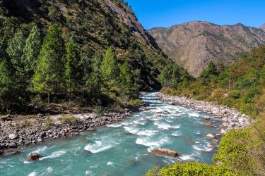 Nepal - Langtang - trektocht - Snow Leopard (5)