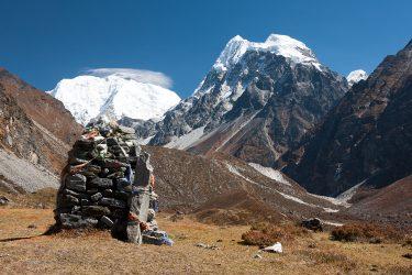 Nepal - Langtang - trektocht - Snow Leopard (6)