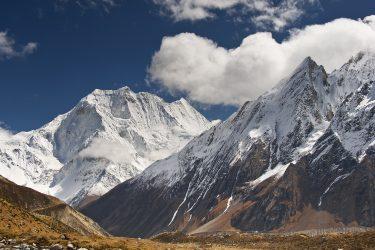 Nepal - Manaslu Rond - trektocht - Snow Leopard (1)