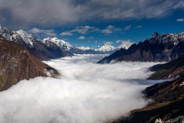 Nepal - Manaslu Rond - trektocht - Snow Leopard (12)