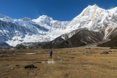 Nepal - Manaslu Rond - trektocht - Snow Leopard (20)