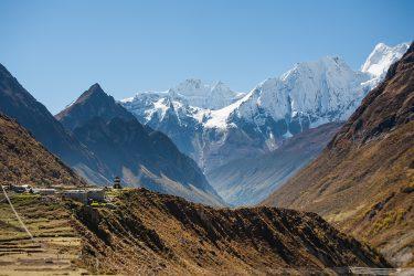 Nepal - Manaslu Rond - trektocht - Snow Leopard (9)
