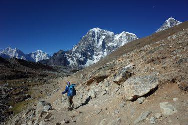 Nepal - Mt Everest - Khumbu trektocht - Snow Leopard (13)