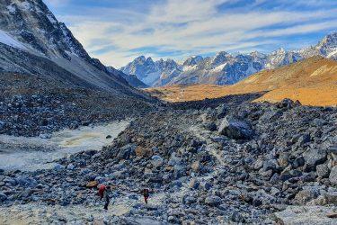 Nepal - Mt Everest - Khumbu trektocht - Snow Leopard (14)