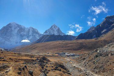 Nepal - Mt Everest - Khumbu trektocht - Snow Leopard (18)
