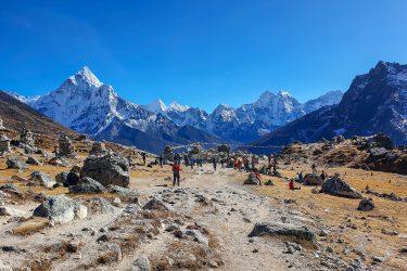 Nepal - Mt Everest - Khumbu trektocht - Snow Leopard (23)