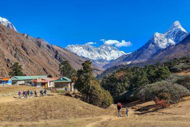 Nepal - Mt Everest - Khumbu trektocht - Snow Leopard (24)
