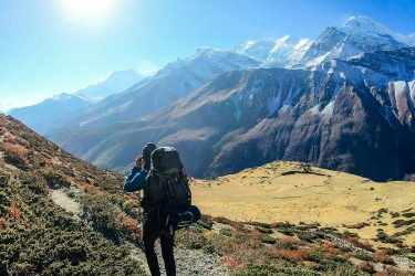 Nepal - Rond Annapurna - trektocht - Snow Leopard (13)