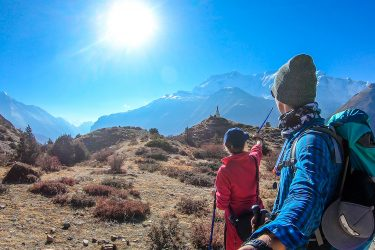 Nepal - Rond Annapurna - trektocht - Snow Leopard (14)