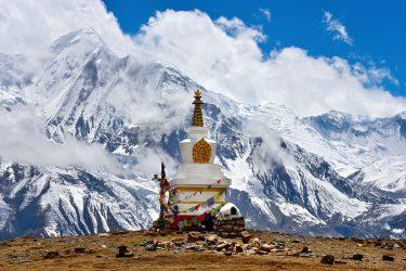 Nepal - Rond Annapurna - trektocht - Snow Leopard (15)