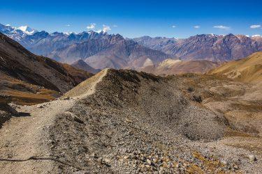 Nepal - Rond Annapurna - trektocht - Snow Leopard (22)
