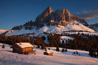 Sneeuwhaas - Italie - Dolomieten - sneeuwschoenwandelen reis (5) snow leopard
