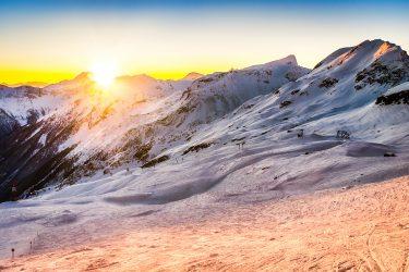 Sneeuwhaas - Oostenrijk - Karnten Mallnitz - sneeuwschoenwandelen reis (1) snow leopard
