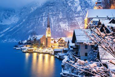 Sneeuwhaas - Oostenrijk - Salzkammergut - sneeuwschoenwandelen reis (2) snow leopard