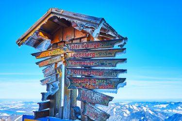 Sneeuwhaas - Oostenrijk - Salzkammergut - sneeuwschoenwandelen reis (5) snow leopard