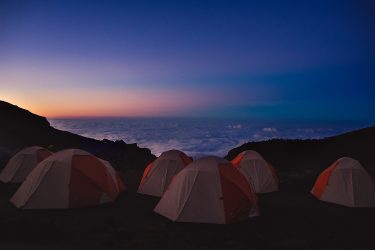Tanzania - beklimming Kilimanjaro - trektocht Uhuru Peak 5895m Machame Northern Circuit - Snow Leopard (4)