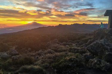 Tanzania - beklimming Kilimanjaro - trektocht Uhuru Peak 5895m Machame Northern Circuit - Snow Leopard (5)