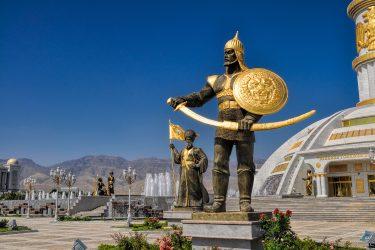 Turkmenistan - 2019 (3) snow leopard