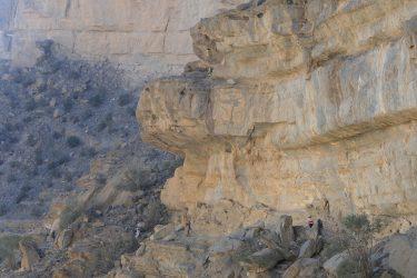 Wandelreis Oman Bergen Woestijn Muscat Midden-Oosten Snow Leopard (22)