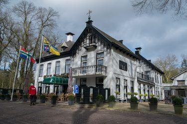 wandelvakantie Westerwolde - Snow Leopard - Donderdag hotel Boschhuis 1