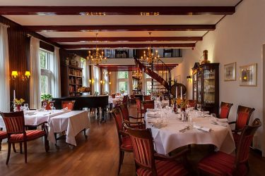 wandelvakantie Westerwolde - Snow Leopard - Donderdag hotel Boschhuis 2
