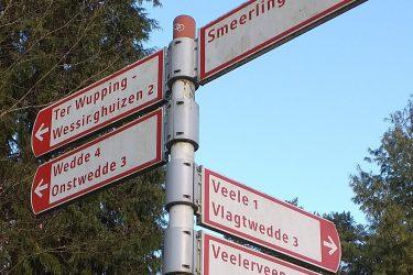 wandelvakantie Westerwolde - Snow Leopard - Zaterdag wandeling 1